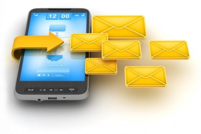 Соберу 5000 телефонов для смс рассылки 11 - kwork.ru