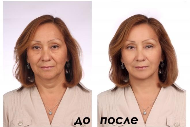 отретуширую фото 1 - kwork.ru