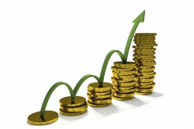 Разработаю для вашего бизнеса план увеличения продаж 1 - kwork.ru