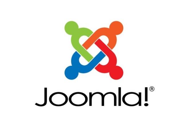 помогу с cms joomla 1 - kwork.ru