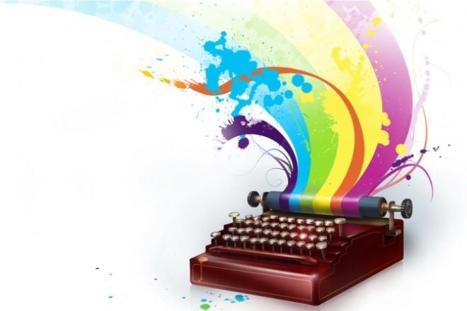Наберу текст с различных носителей (фото, скан, бумага)Набор текста<br>Наберу текст, с учетом Ваших пожеланий, с различных носителей (фото, скан, бумага) до 10000 символов.<br>
