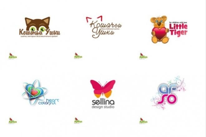 Сделаю уникальный дизайн логотипаЛоготипы<br>Предлагаю услугу по разработке уникального дизайна логотипа для Вас. Интересный запоминающийся лого позволит привлечь внимание к Вашей фирме или услугам. Работу выполняю качественно, учитывая пожелания и взгляды заказчика.<br>