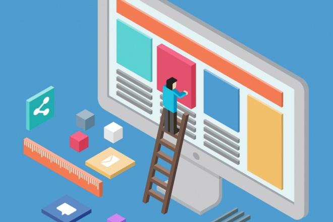 Вёрстка из PSD в HTMLВерстка и фронтэнд<br>Выполню качественную вёрстку сайта с вашего PSD макета с использованием следующих инструментов: HTML, CSS, JavaScript, JQuery, Sass, Gulp, Bootstrap, БЭМ. Репутация для меня превыше всего, поэтому качество и ответственность гарантирую! Буду рад взаимовыгодному сотрудничеству.<br>
