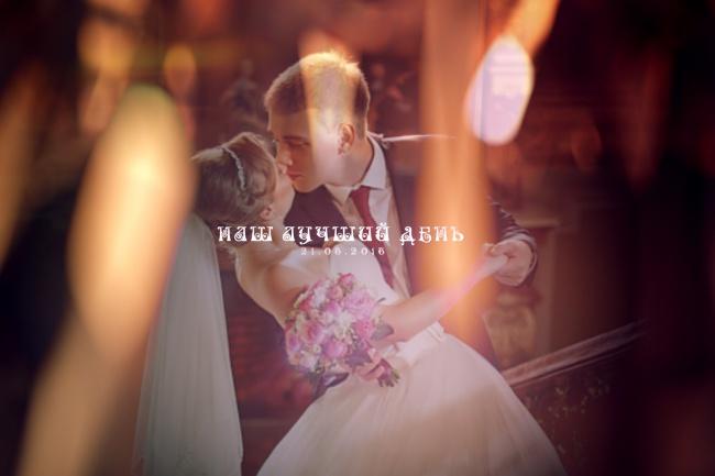 Свадебные и романтические слайд-шоуСлайд-шоу<br>Красивое оформление Ваших свадебных и романтических фотосессий. У нас большой выбор сценариев оформления для Ваших фотографий и мы обязательно подберём подходящее решение для Вас. В стандартный кворк входит слайд-шоу продолжительностью до 1,5 минут. Музыка может быть от Вас или мы предложим свой вариант. Количество фотографий от 10 до 15. Возможны начальные титры и подписи к фото. В начале предоставляем на выбор 3 варианта по 15-20 секунд. И на основе выбранного стиля создаём видео с Вашими фотографиями. Если есть необходимость в большей продолжительности по времени, то выбирайте дополнительную опцию. Можно добавить специальные свадебные титры и заставку. Это тоже дополнительная опция.<br>