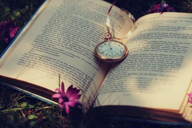 напишу рассказ,повесть, сценарий, роман 1 - kwork.ru