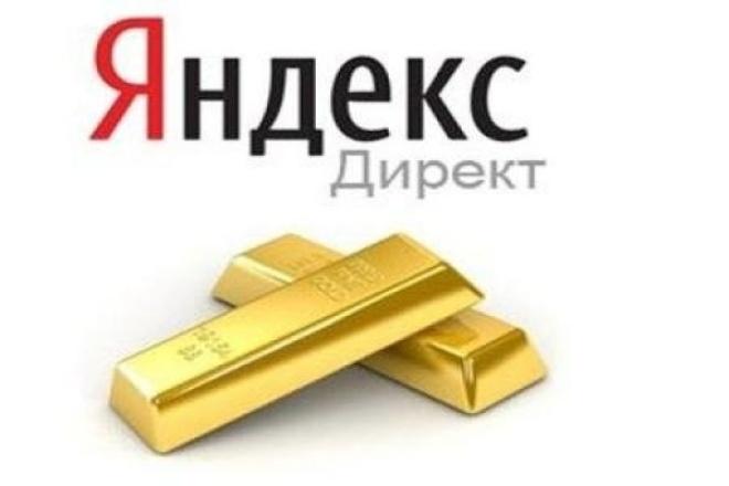 Настройка директа 1 - kwork.ru