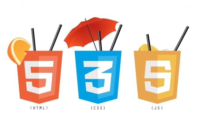 Исправлю ошибки в html, css или JavaScript коде 1 - kwork.ru