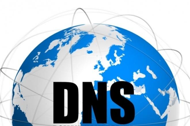 Настрою DNS для работы с сайтом, корпоративной почтой 1 - kwork.ru