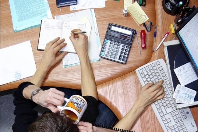 Подготовлю отчет в ифнс, ПРФ, ФСС 1 - kwork.ru