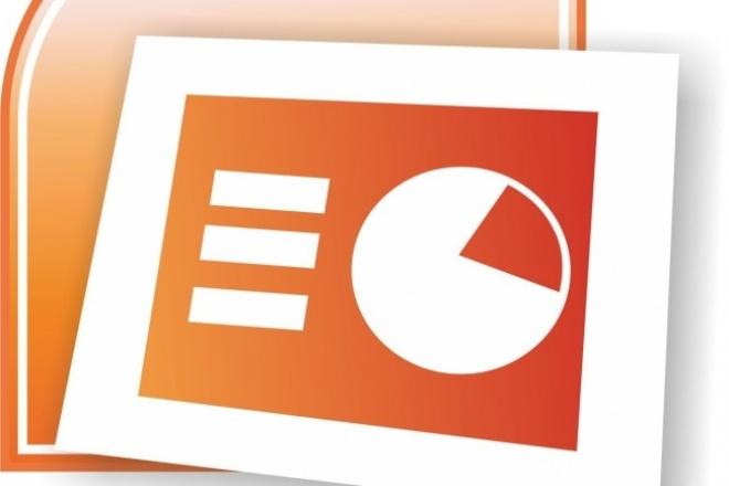 Создам презентацию PowerPointПрезентации и инфографика<br>Презентация в PowerPoint +текст к презентации MicrosoftWord. Качественно и быстро! Все по согласованию на Ваше усмотрение в любом эмоциональном диапазоне (от креатива до супер-серьезности!).<br>