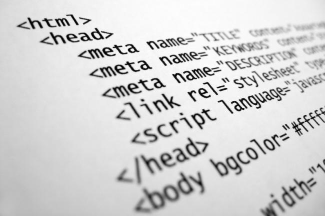 Создам простенькую html страницуСайт под ключ<br>Доброго времени суток! Вы столкнулись с проблемой, что у вас отсутствует желаемая страница? К примеру благодарность за регистрацию! Не беда, я помогу вам создать простенькую html страницу с вашим дизайном!<br>
