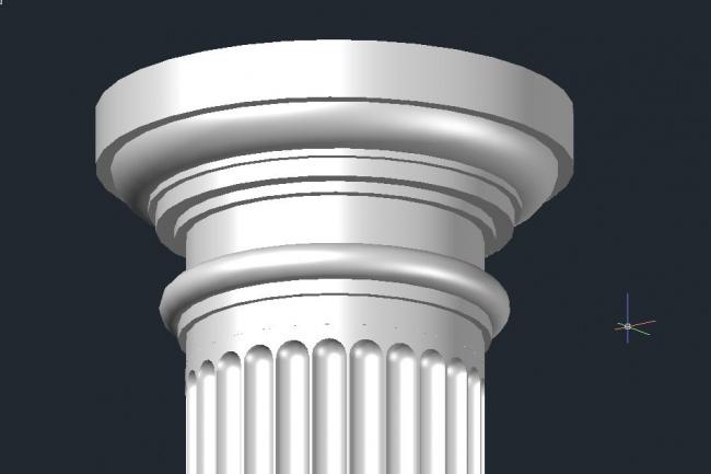 Изготовлю чертёж или 3d модель в AutocadИнжиниринг<br>Предоставляю услуги по: -изготовлению чертежей и 3d моделей в Autocad; -визуализации (3ds max + vray).<br>