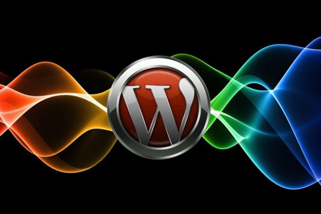 Установлю WordPress со всем необходимым 1 - kwork.ru