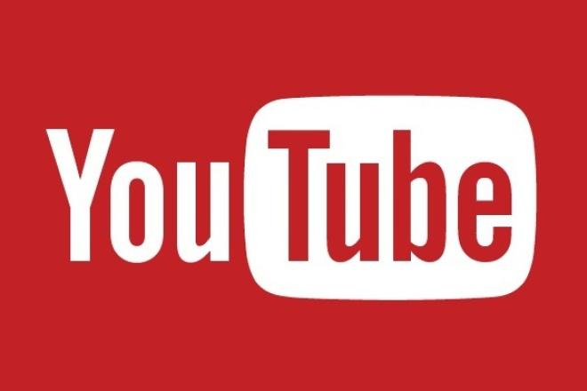 Оформлю канал на YouTube 1 - kwork.ru