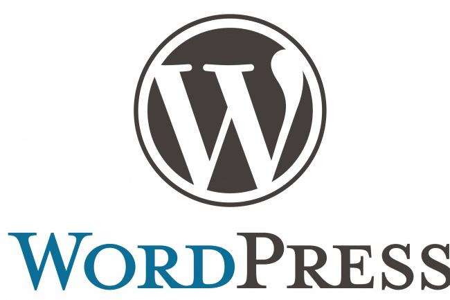 Установка WordPress (+плагины) 1 - kwork.ru