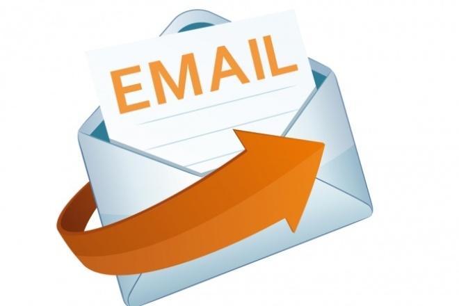 Вытащу все Email адреса с сайта 1 - kwork.ru