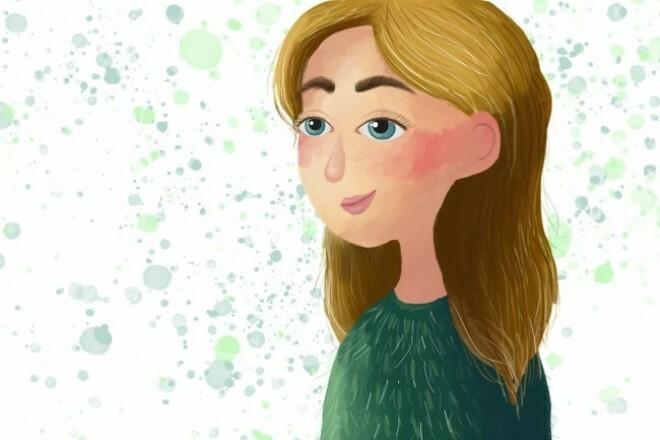 Нарисую иллюстрацию 1 - kwork.ru