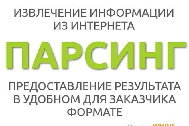 базы контактов 1 - kwork.ru