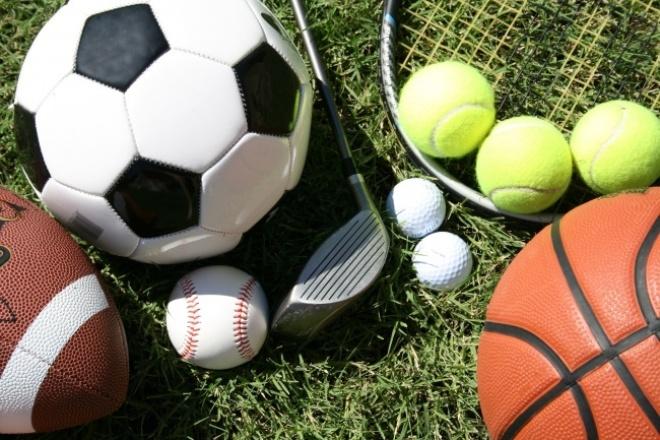 Готова написать тексты на тематику спортаСтатьи<br>Готова сделать несколько текстов общим объемом 10 000 знаков с пробелами на тему спорта, правила различных игр, новости, обзоры матчей.<br>