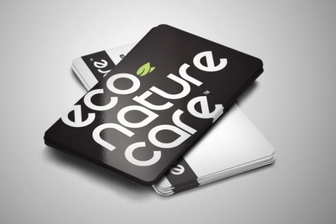 Разработаю дизайн визитки с нуля 1 - kwork.ru