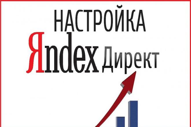 Настрою рекламу в яндексе 1 - kwork.ru