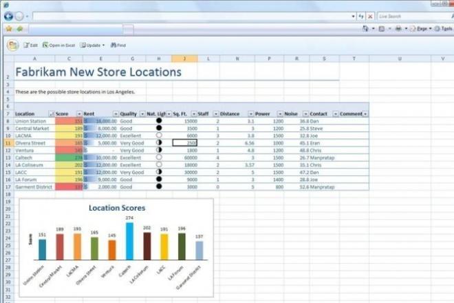 Автоматизирую работу в Microsoft Excel 1 - kwork.ru