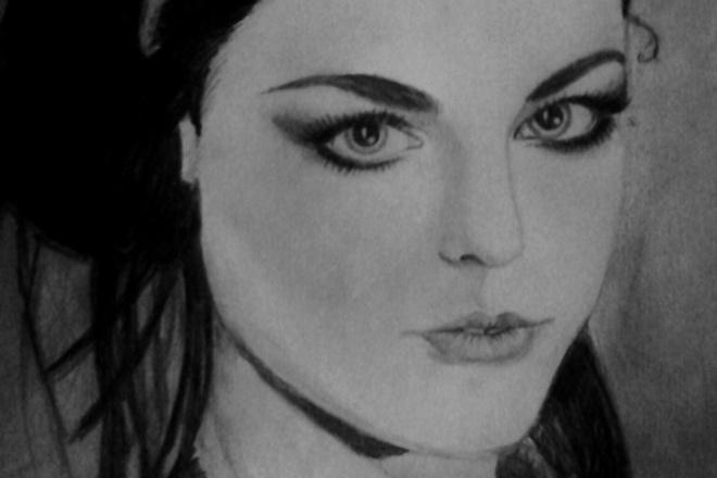 Рисую портреты карандашомИллюстрации и рисунки<br>Нарисую хороший портрет простыми карандашами (от Н до 7В) и рисую портрет цветными карандашами.) Буду с Вами честна. Я училась рисовать самостоятельно и даже сейчас учусь, но навыки есть.)<br>