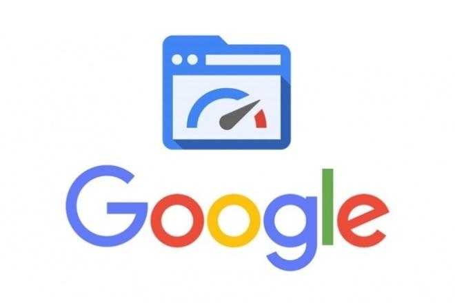 Оптимизация для Гугл Пэйджспид 1 - kwork.ru