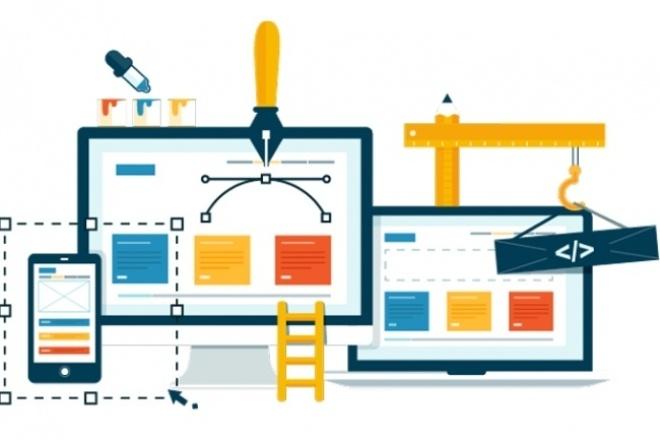 Адаптивно сверстаю одностраничный сайт, landing pageВерстка и фронтэнд<br>Сверстаю адаптивный одностраничный сайт, landing page для Вас из Вашего psd-макета. В работе использую с овременные технологии , такие как: html5, css3, JavaScript (по современному стандарту EcmaScript 6 ), jQuery и другие. . Работаю быстро. Делаю свою работу качественно и с ответственностью . Я - перфекционист , по-этому проблем с недоделанным или кривым контентом не будет) Всё строго по Вашему шаблону ! ) Гарантирую : Качественная работа Работа в срок Частый онлайн (захожу раз в 1-2 часа, по этому Вы всегда можете что-то уточнить). Кроссбраузерность (будет хорошо выглядеть на разных браузерах, даже IE9+ ). Красивый код Примечание : время на работу указано, как самый крайний срок. Обычно это занимает 2-3 дня . В зависимости от размера работы.<br>