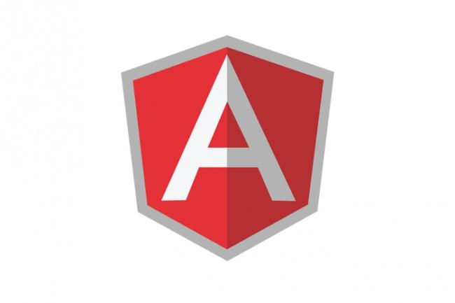 Напишу Angular приложение 1 - kwork.ru