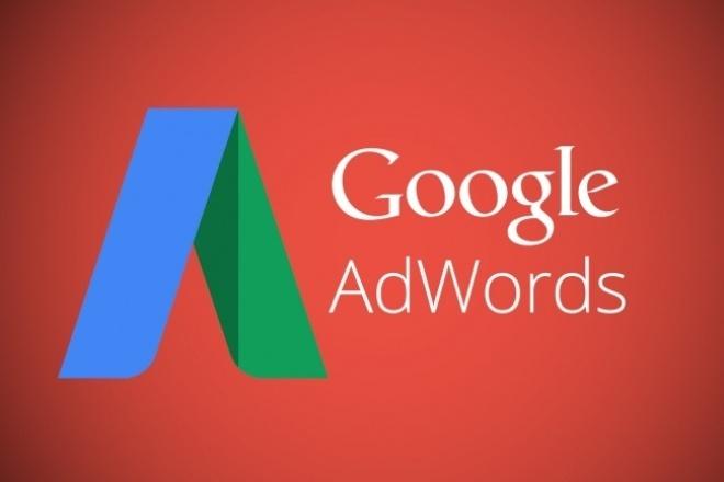 Настройка Google Adwords профессионально 1 - kwork.ru