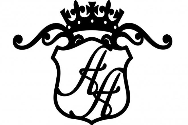 Гербы и логотипы 1 - kwork.ru