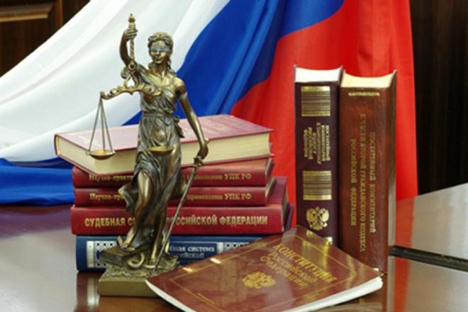 Напишу качественную статью на юридическую тематику 1 - kwork.ru