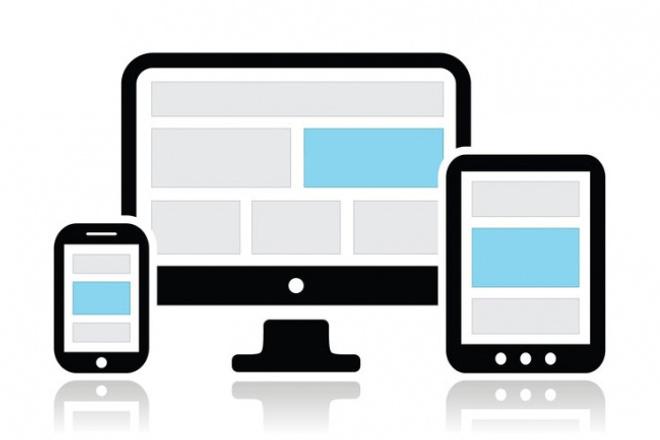 Верстка сайта по psd макетуВерстка и фронтэнд<br>Верстка сайтов из PSD-шаблона. Сайт-визитка, landing page. В работе использую html5, CSS3, JavaScript, JQuery, Bootstrap.<br>