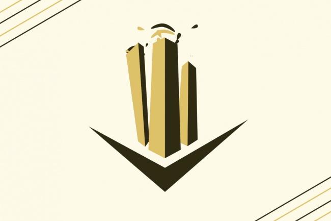 Продвинутая анимация лого, интро 1 - kwork.ru