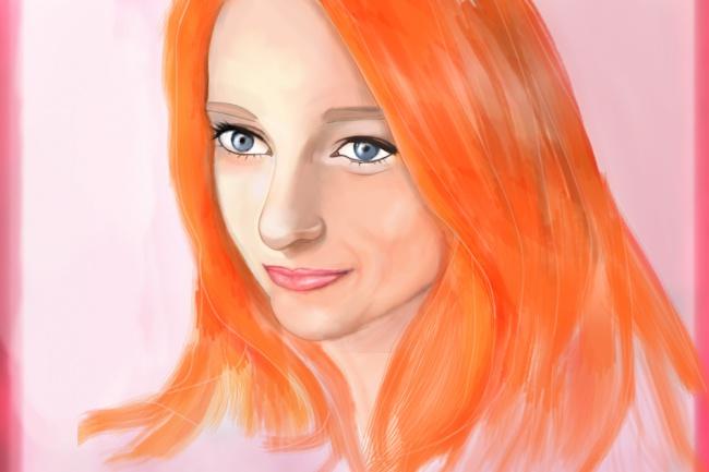 Нарисую портретИллюстрации и рисунки<br>Здравствуйте, вы хотите красивый портрет(АРТ)? Тогда я именно тот, кто вам нужен. Я предоставляю услуги отрисовки по вашему фото и создаю красивые арты. Всё это я делаю вручную в компьютерной программе. Сроки 1-2 дня.<br>