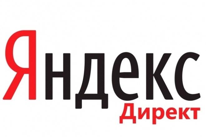 Профессиональная настройка контекстной рекламы Яндекс. Директ 1 - kwork.ru