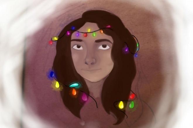 Нарисую портрет с фото 1 - kwork.ru