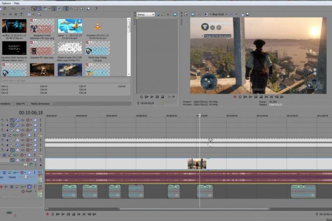 ВидеомонтажМонтаж и обработка видео<br>Видеомонтаж по вашему вкусу. Накладка эффектов и грамотная обработка. Также можете посмотреть несколько моих работ по желанию.<br>