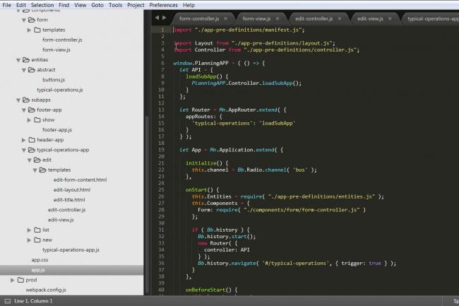 Напишу JavaScript скриптСкрипты<br>Знания данного интерпретируемого языка позволяют мне предложить вам данную услугу. Используемый мною стек технологий это конечно же сам нативный js, включая знания и понимание последних возможностей данного языка стандарта ( ES6 ), jQuery, underscore.js, backbone.js, marionette.js. Также могу предложить написание относительно несложных скриптов серверной стороны node.js и фреймворка express. Знаю, понимаю и использую rest API. Читал документацию по graphQL, но пока не довелось использовать в проектах. Использую сборщик webpack, менеджер пакетов npm и поэтому также могу предложить настроить вам workflow. Использую mongoDB, который также понимает js, поэтому могу написать какой-нибудь запрос к данной БД.<br>