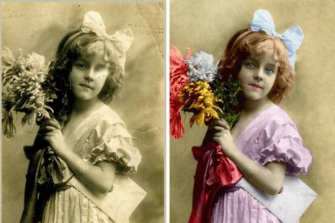Обработка изображенияОбработка изображений<br>Обработка изображения. Поменяю цвет. Поменяю размер. форму изображения. Уберу лишнее. Добавлю нужное.<br>