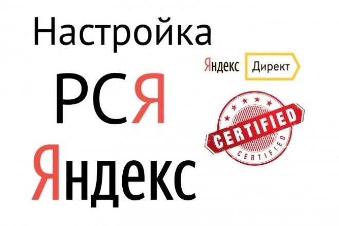 Создание и ведение рекламной кампании в системе РСЯ 1 - kwork.ru