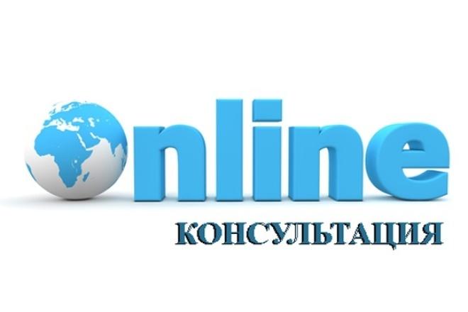 Проконсультирую по юридическому вопросу 1 - kwork.ru