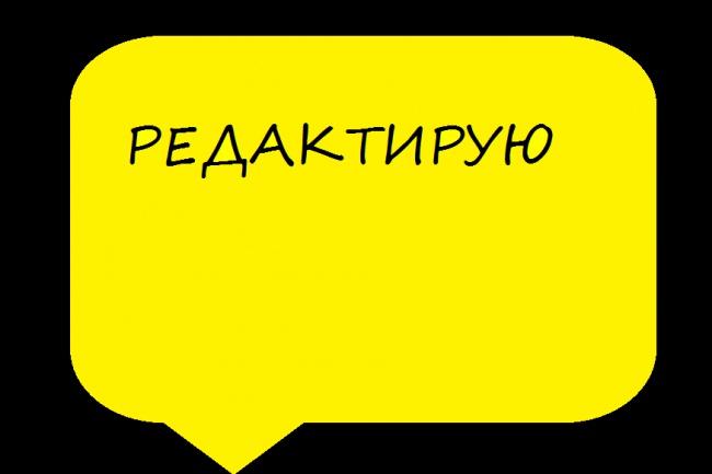 редактирую 1 - kwork.ru