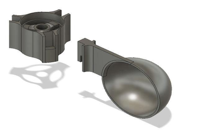 Создам 3D модель по вашему чертежу, распечатаю на 3D принтере 1 - kwork.ru
