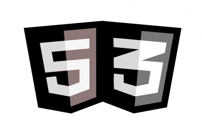 Сверстаю на html5 и css3 по макету PSD 1 - kwork.ru