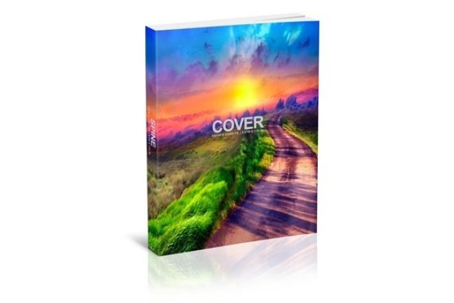 Сделаю профессиональную обложку для книги 1 - kwork.ru