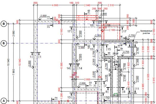 Расчет и проектирование фундаментов дома, коттеджа 1 - kwork.ru
