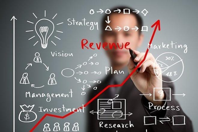 Помогу увеличить прибыль и подниму продажи в Вашем бизнесе 1 - kwork.ru
