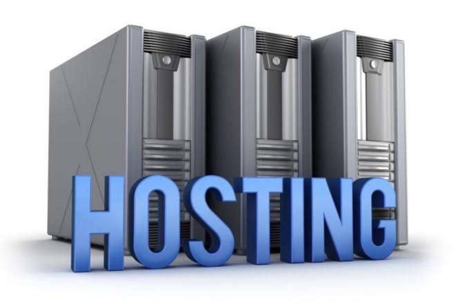Настройка хостинга, сервера, установка CMS 1 - kwork.ru